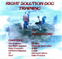 Right Solution Dog Training DVD